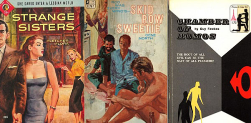 The Significance of LGBT Pulp Fiction