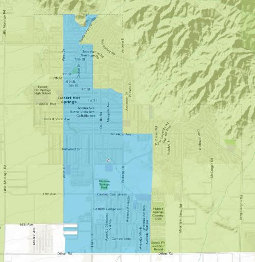 Map C Division 2